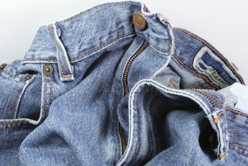 Pantalones vaqueros 1 imagen de archivo