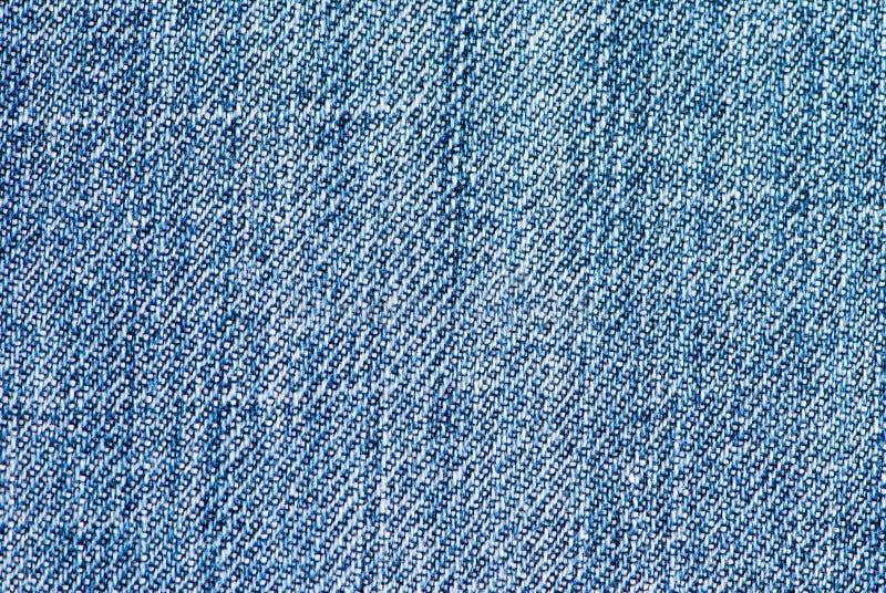 Pantalones vaqueros materiales imagenes de archivo