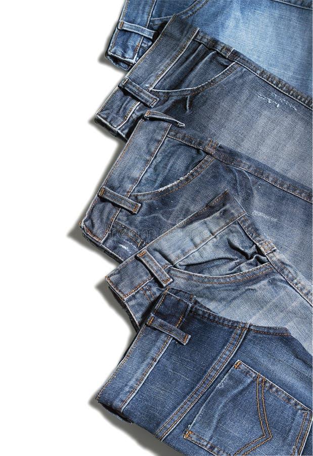 Pantaloni dei jeans immagine stock