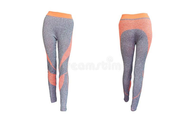 Pantaloni di sport per la donna immagine stock