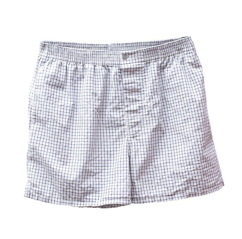 Pantaloni isolati immagine stock