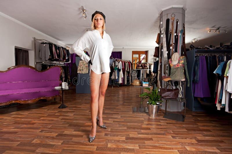 Pantalons photographie stock libre de droits