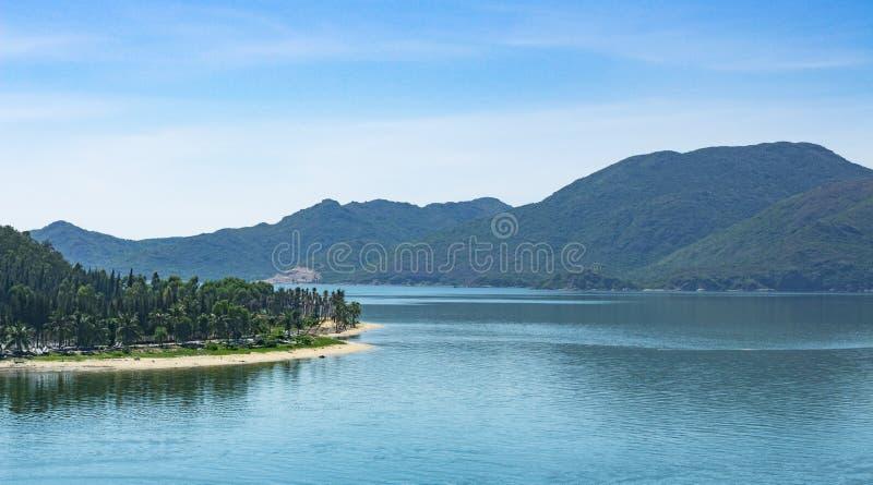 Pantano de Bai Nai foto de archivo libre de regalías