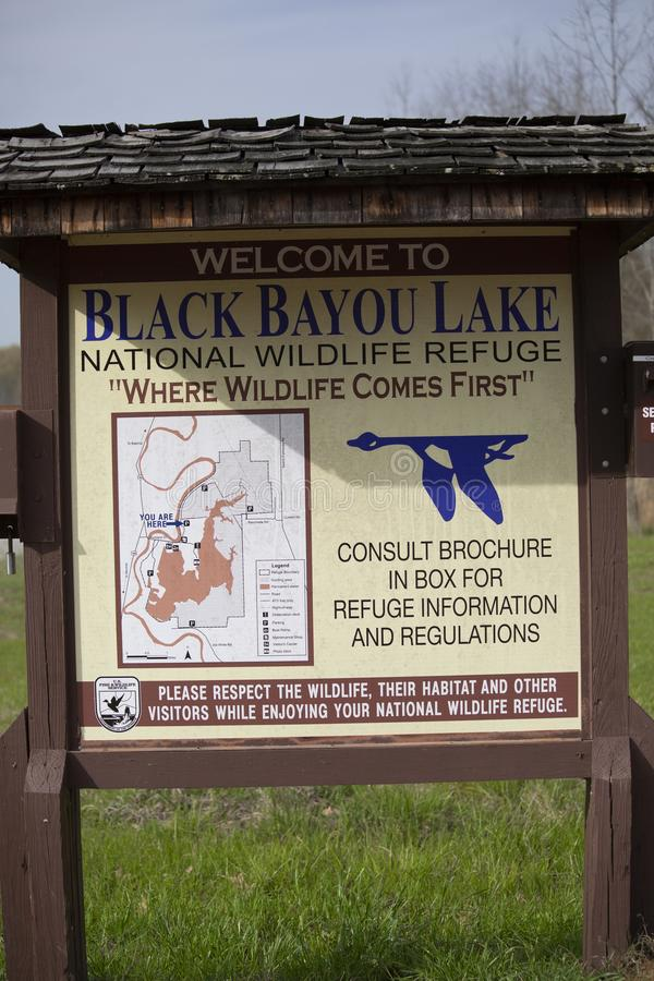 Pantano negro que caza la muestra del área foto de archivo libre de regalías