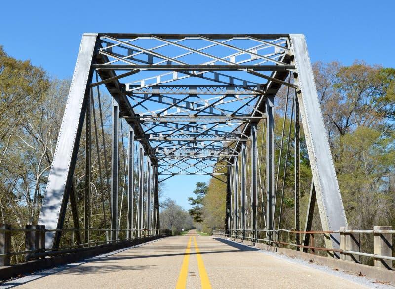 Pantano Pierre Bridge imagen de archivo libre de regalías
