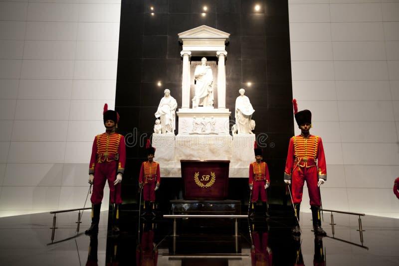 Panteão Simon Bolivar imagem de stock royalty free