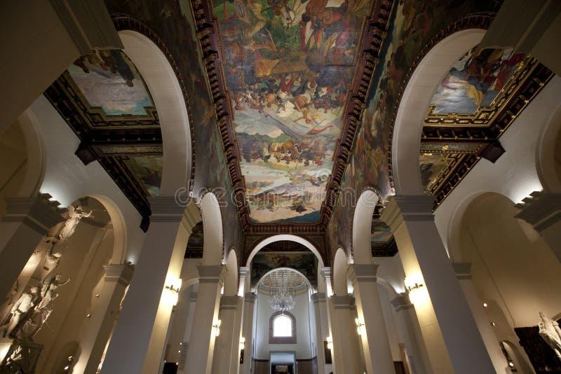Download Panteón Simon Bolivar foto de archivo. Imagen de libertador - 42426070