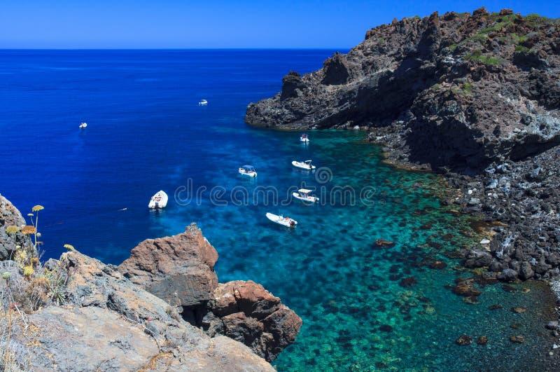 Pantelleria fotografie stock