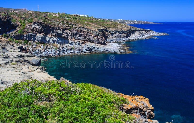 Pantelleria fotografía de archivo