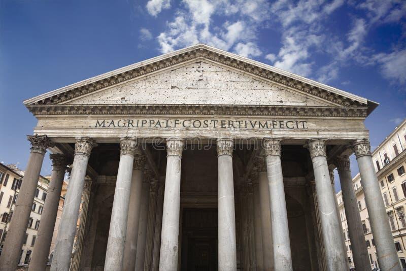 panteon obrazy royalty free