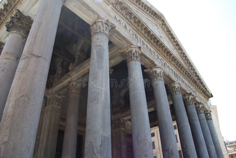 panteon zdjęcie stock