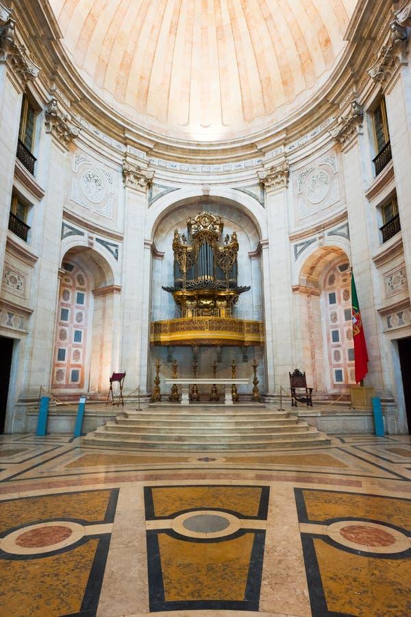 Panteon del cittadino di Lisbona immagini stock