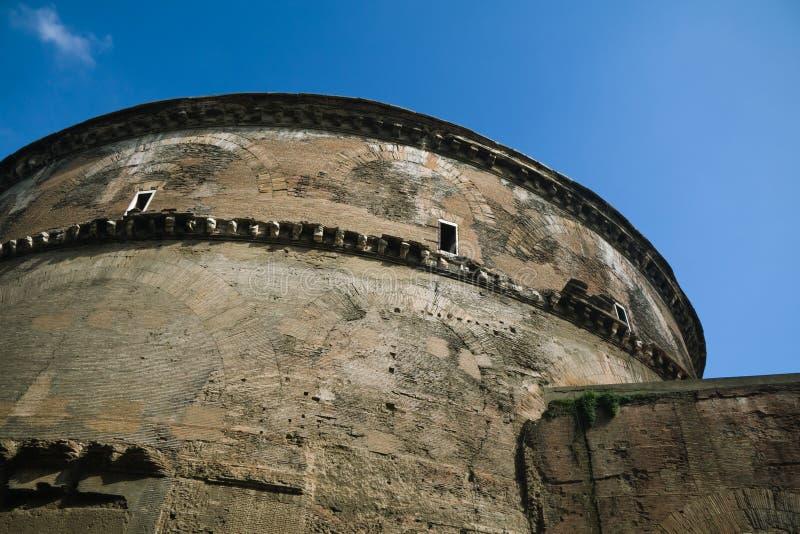 Panteon di Roma fotografie stock