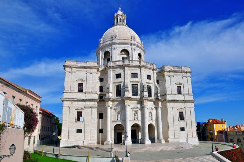 Panteon Lisbon obrazy royalty free