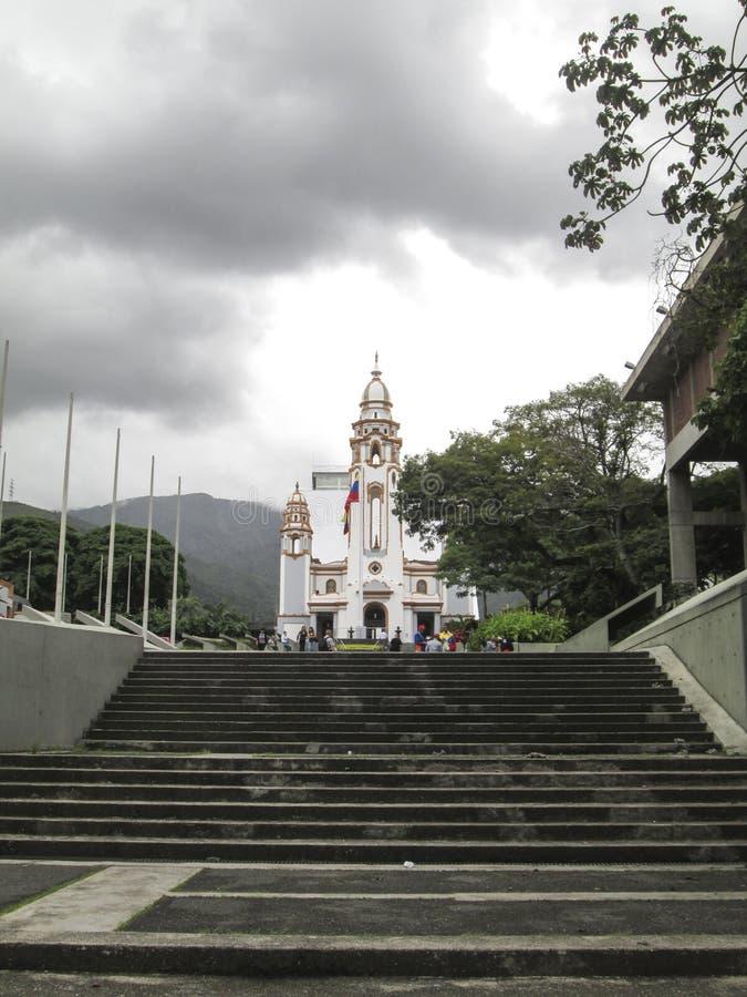 Panteon nazionale Caracas Venezuela immagine stock