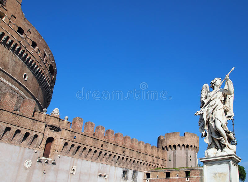 Panteon, Roma, Italia fotografie stock