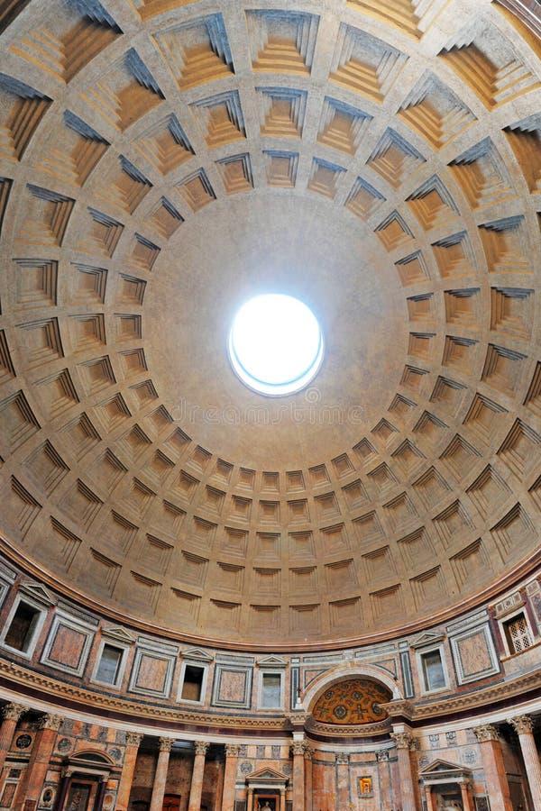 panteon Rome zdjęcie stock