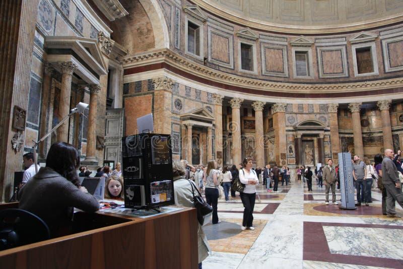 panteon Rome obrazy stock