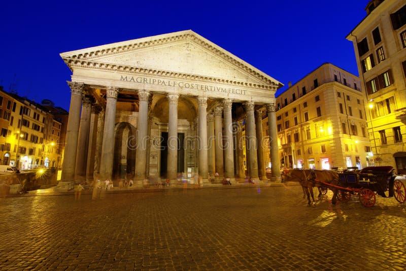 Panteon Rome royaltyfri foto
