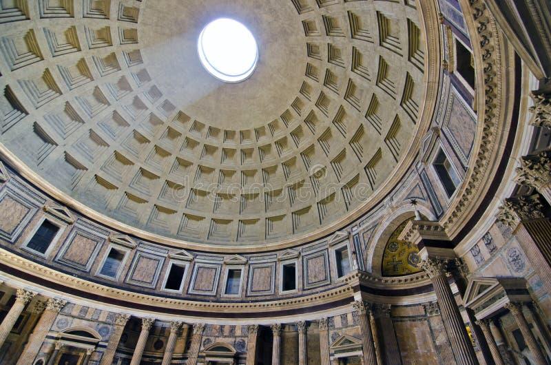 Panteon, Rzym zdjęcia stock