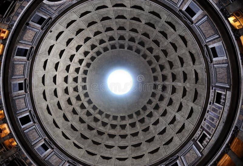 Panthéon Rome images stock