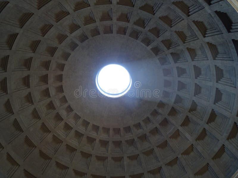 pantheon stockbild