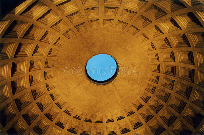 Pantheon stock images