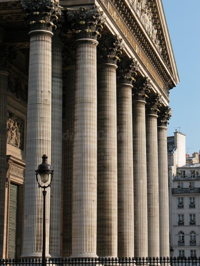 Pantheon stockfotografie