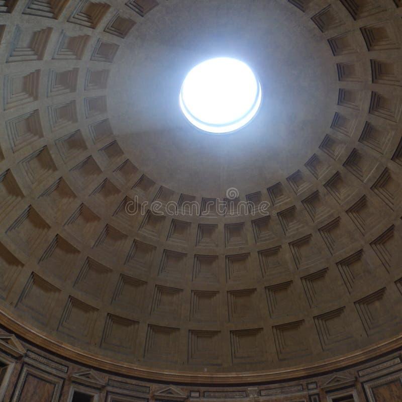 pantheon imagen de archivo libre de regalías