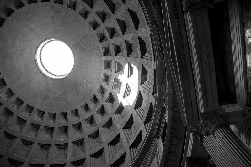 Pantheon Duomo stockfoto