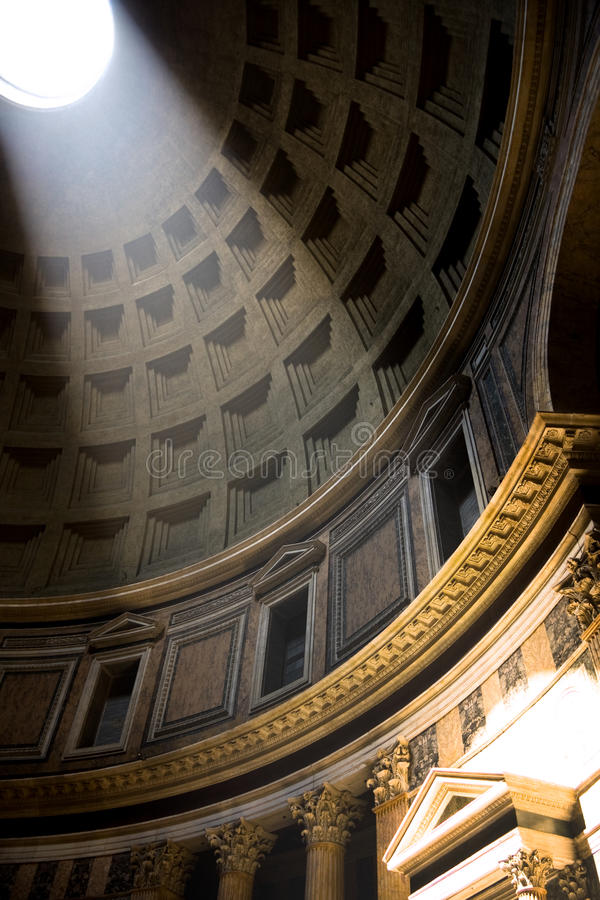 Download The Pantheon Interior, Rome Stock Image - Image: 9944205