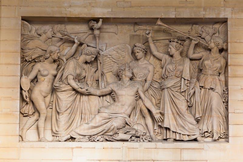 Download Pantheon Paris France stock image. Image of europe, france - 23779523