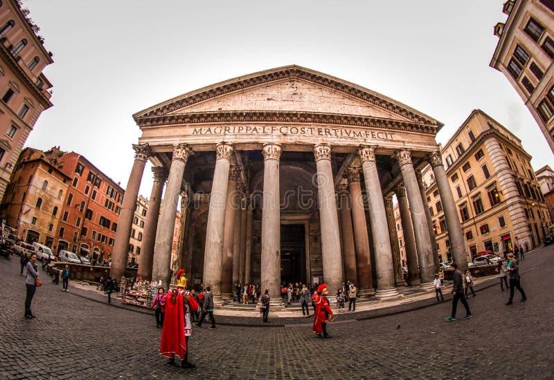 Pantheon royalty free stock image
