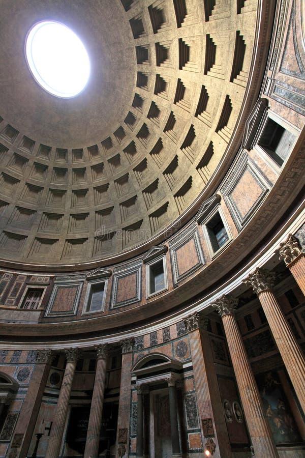 Pantheon,Rome royalty free stock images