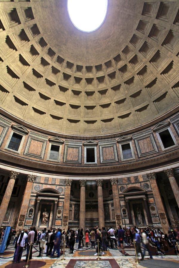 Pantheon,Rome stock photography