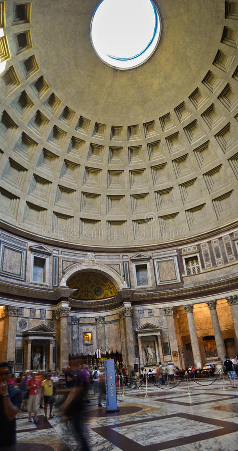 Download Pantheon, Rome editorial photography. Image of emperor - 25641857