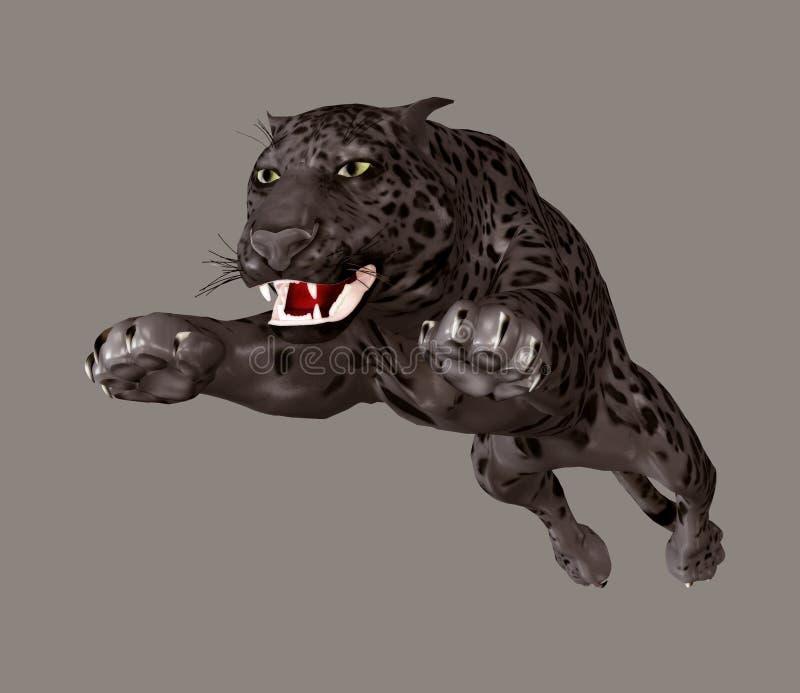 Download Panther Royalty Free Stock Photo - Image: 5887755