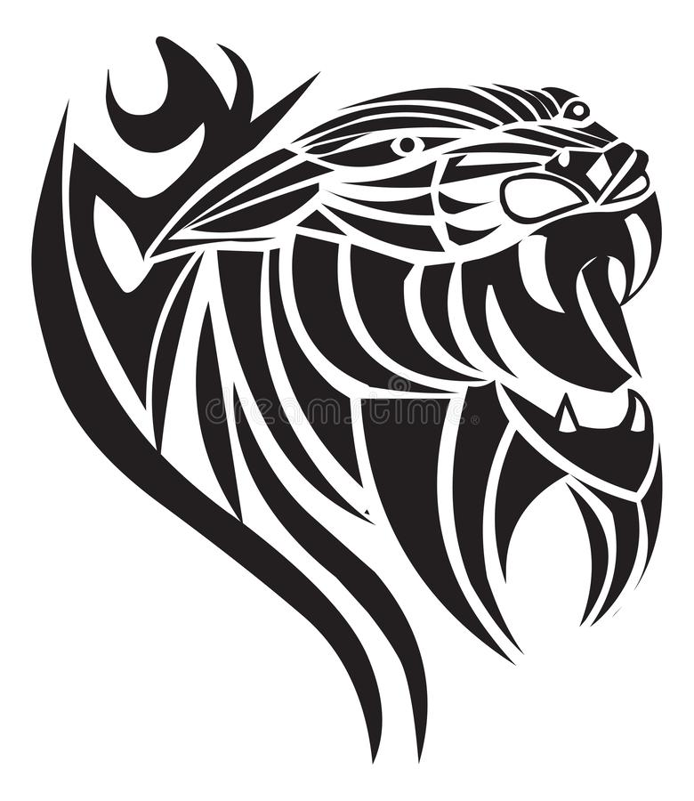 Panther Tattoo Stock Illustrations 2 725 Panther Tattoo Stock Illustrations Vectors Clipart Dreamstime