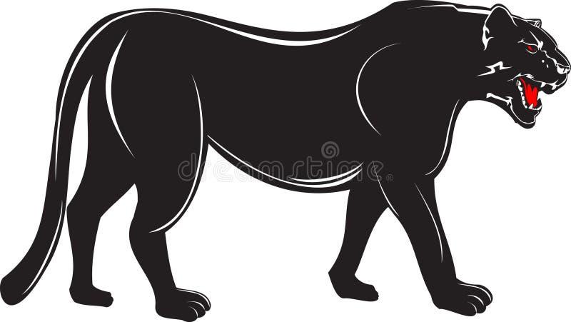 panthera бесплатная иллюстрация