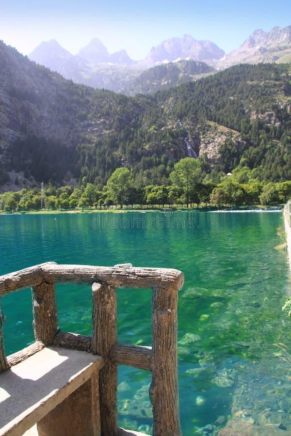 Download Panticosa Balneary Lake Pyrenees Huesca Stock Photo - Image of balcony, september: 17354004