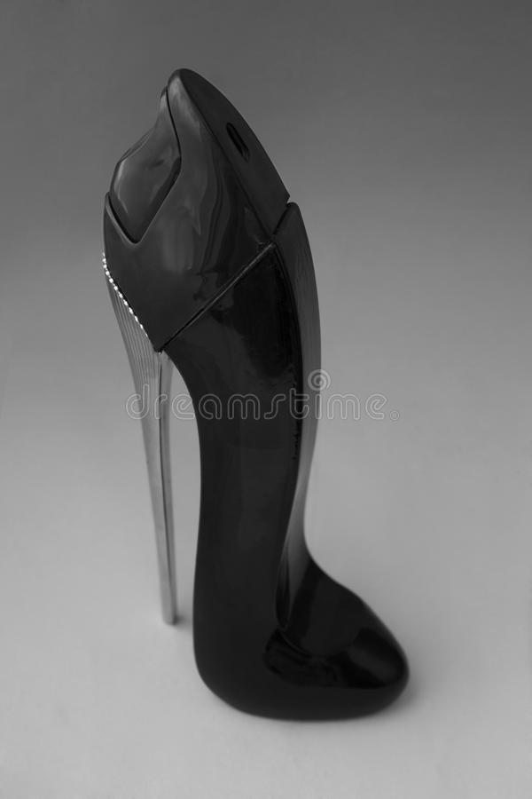 Pantoffelbeeldje royalty-vrije stock fotografie