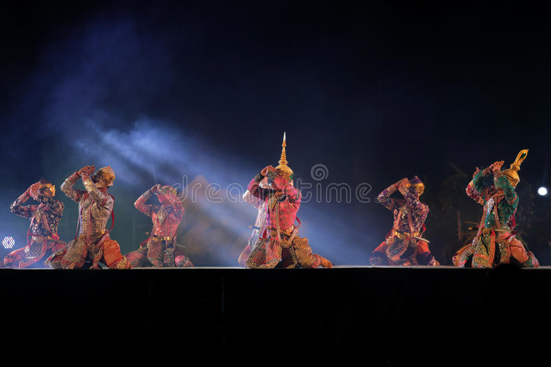 Pantomime royalty free stock images