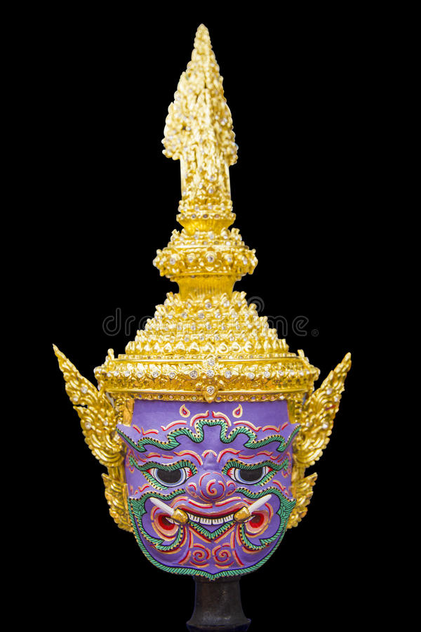 Pantomime Of Thailand Stock Images