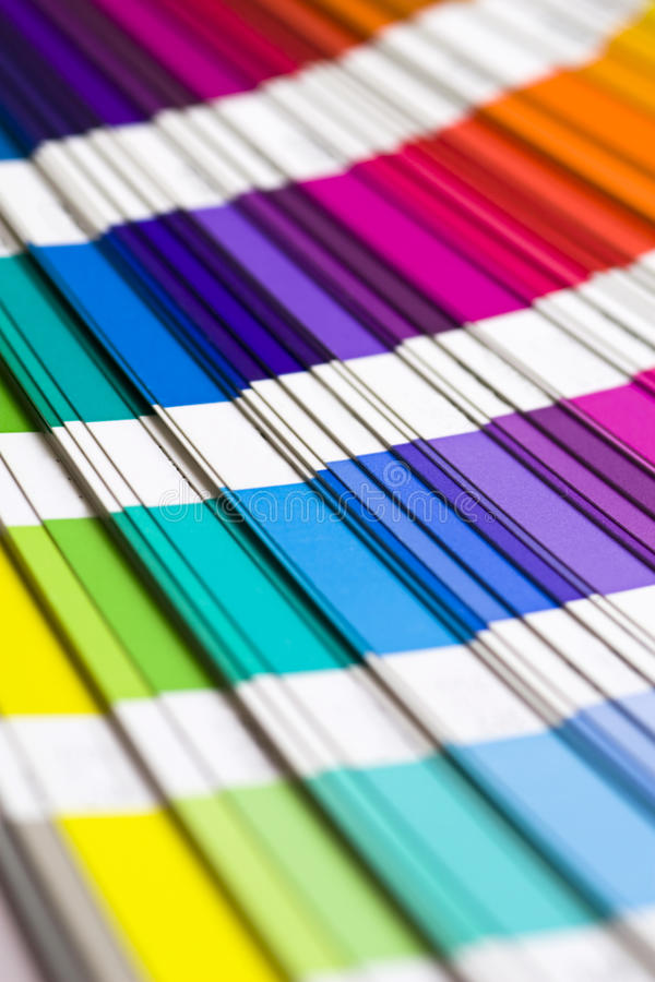Download Pantone stock image. Image of choice, color, book, cmyk - 14401239