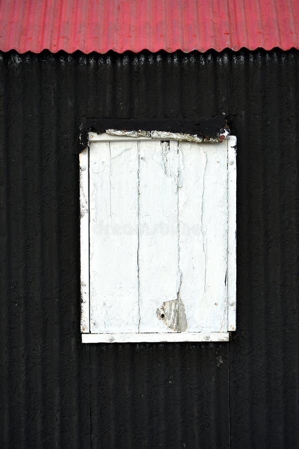 Panwiowy żelazny budynek zdjęcia stock