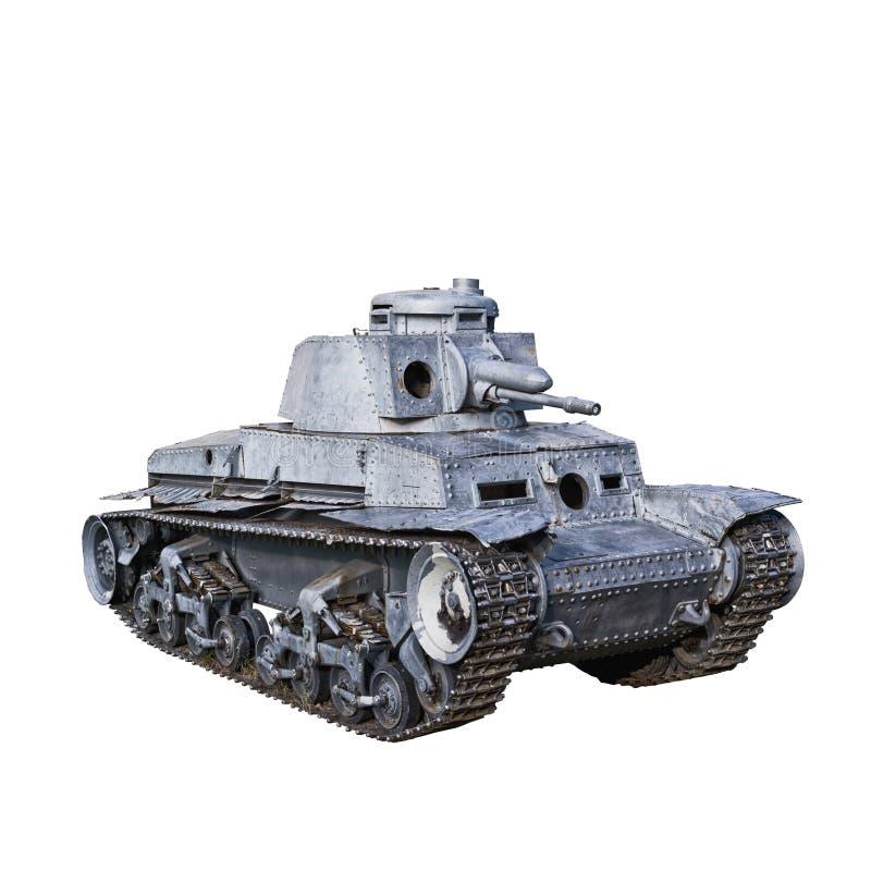 Panzer 35t, réservoir léger allemand images libres de droits