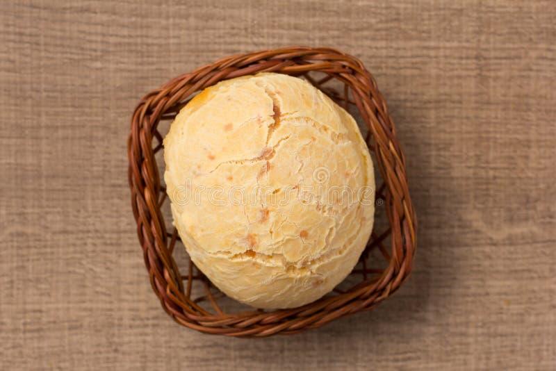 Pao de Queijo шарик хлеба сыра от Бразилии Также как стоковые изображения rf
