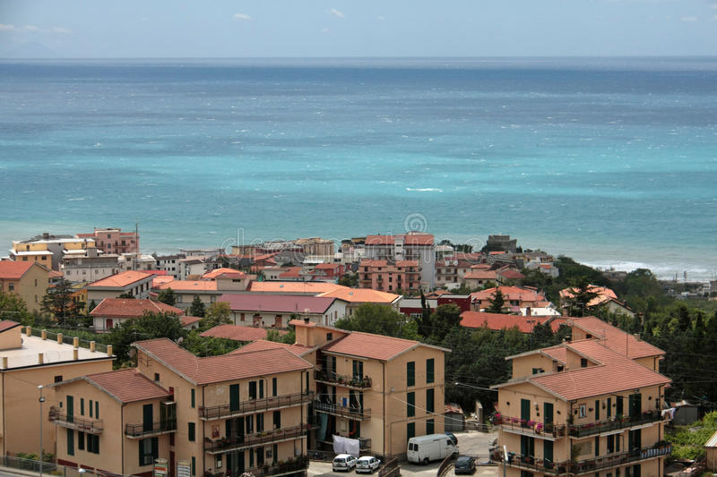 Download Paola, Calabria stock image. Image of tyrrhenian, paola - 26684801