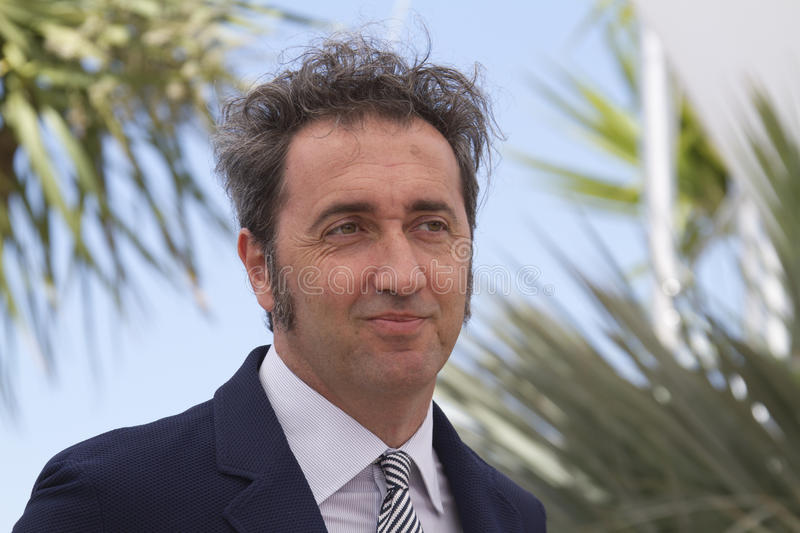 Paolo Sorrentino photo stock