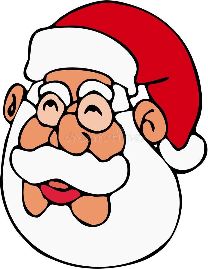 Pap? Noel stock de ilustración